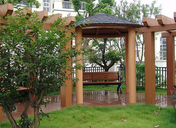 塑木hua架