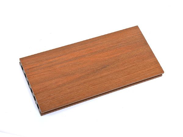 二代共擠圓孔塑木地板LN-SDK13823TK