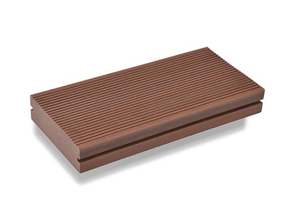 圓孔塑木地板LN-DK14040A