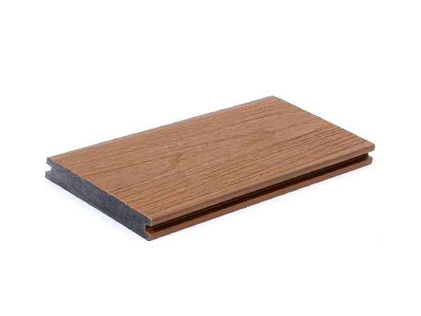 二代共擠圓孔塑木地板LN-SDK14022